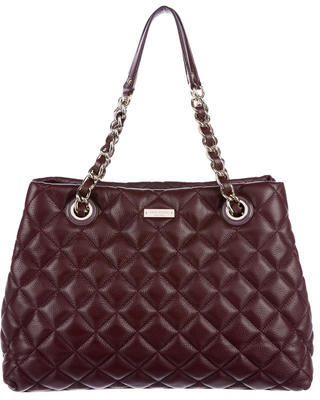 Kate Spade Kate Spade New York Quilted Leather Tote