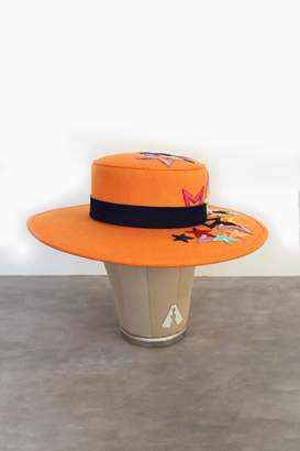 Bruna Abreu Bright Star Hat