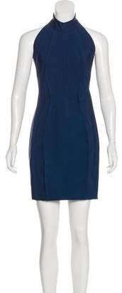 Thierry Mugler Sleeveless Mini Dress
