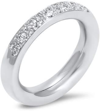 Hargreaves Stockholm - Commitment Vár White Gold & Diamond Eternity Ring