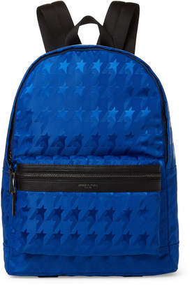 99a5215ab67d Michael Kors Cobalt Kent Startooth Nylon Backpack