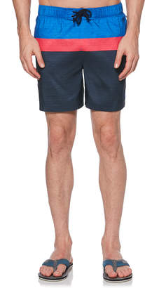 Original Penguin COLOR BLOCK SWIM SHORT