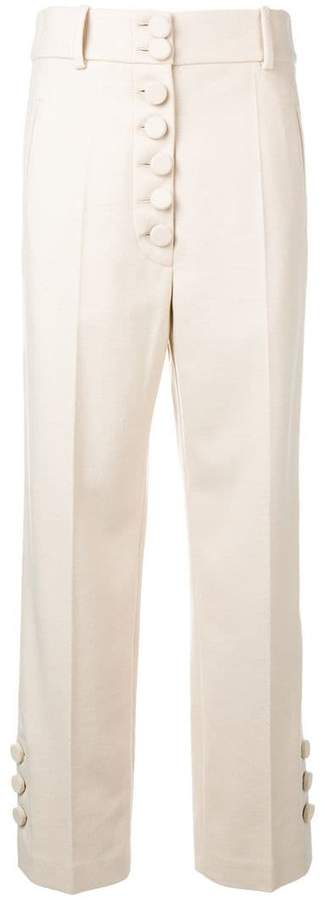 Young Felt trousers
