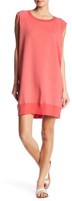 Allen Allen Raglan Sleeveless Dress $78 thestylecure.com