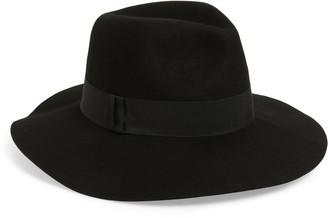 Halogen Felted Wool Panama Hat