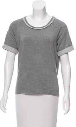 Stateside Short Sleeve Knit Top