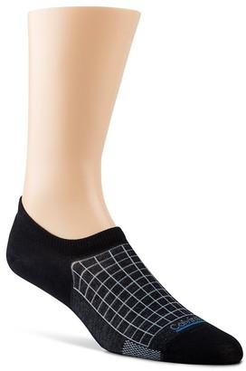 Calvin Klein Tech Cool Grid No-Show Socks $10 thestylecure.com