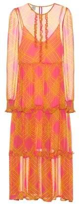 Baum und Pferdgarten Agi printed midi dress