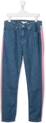 Tommy Hilfiger Junior TEEN two-tone jeans