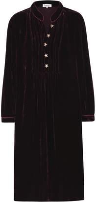 Libelula Chloe Dress Sheriff Red Velvet
