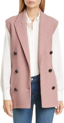 Rag & Bone Pearson Wool Boucle Vest