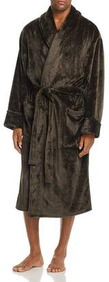 Daniel Buchler Chevron-Print Robe