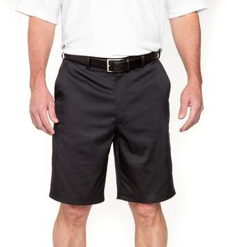 Equipment Men's Pebble Beach Classic-Fit Dobby Diamond Cargo Performance Golf Shorts
