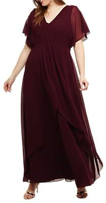 Studio 8 Nova Maxi Dress, Berry