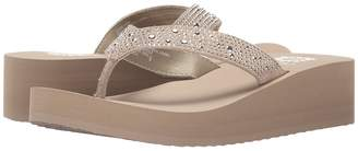 Yellow Box Africa Women's Wedge Shoes