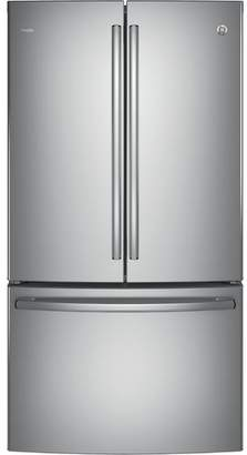 GE 23.1 cu. ft. Energy Star Counter Depth French Door Refrigerator