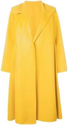 Oscar de la Renta oversized fit coat