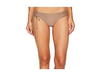 O'Neill Adley Lace-Up Cheeky Bottom Women's Swimwear