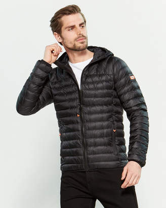 0a9ac487556ca Superdry Hooded Design Collective Core Down Jacket