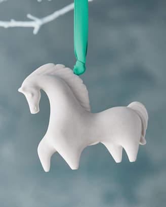 Jonathan Adler Horse Christmas Ornament