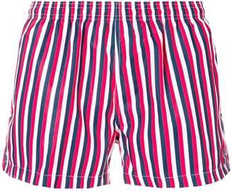 Trunks Ron Dorff striped swim shorts