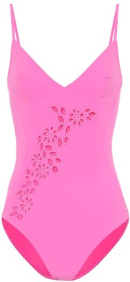Stella McCartney Embroidered swimsuit