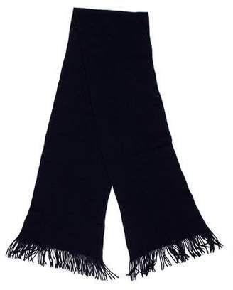 Barneys New York Barney's New York Cashmere Waffle Knit Scarf