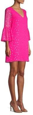 Lilly Pulitzer Caroline Silk Tunic Dress