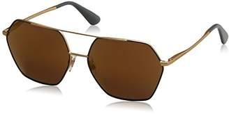 Dolce & Gabbana Women's 0DG2157 129713 Sunglasses