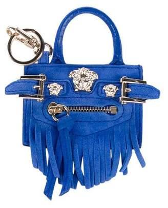 Versace Mini Palazzo Handbag Keychain