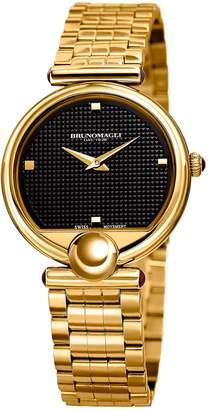 Bruno Magli Women's Miranda 1022 Swiss Quartz Bracelet Watch