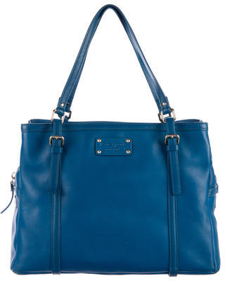 Kate SpadeKate Spade New York Leather Double Snap Bag