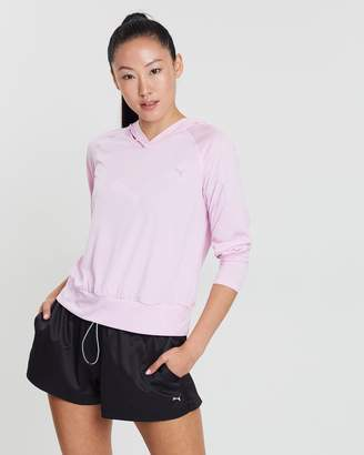 Puma Own It Long Sleeve Cover-Up
