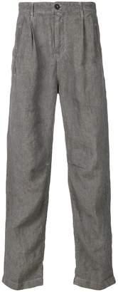 Massimo Alba straight-leg tailored trousers
