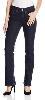 Rafaella Women's Petite Weekend Bootcut Slim Fit Jeans
