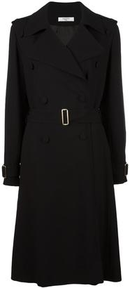 Lanvin classic trench coat $2,390 thestylecure.com