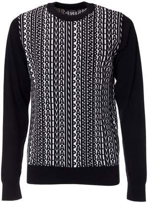 Balmain Logogram Knit Sweater