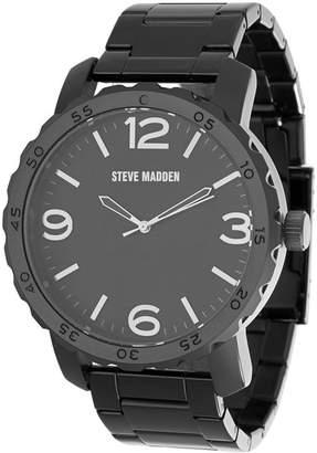 Steve Madden Men's Alloy 50mm Band Watch