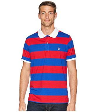 U.S. Polo Assn. Men's Wide Stripe Shirt