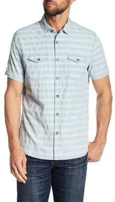 Jeremiah Abbott Dobby Stripe Shirt