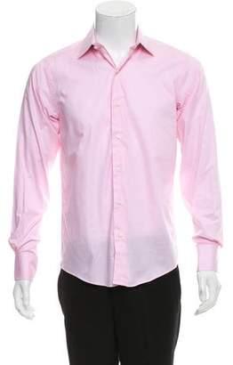 Todd Snyder Woven Dress Shirt
