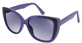 Vince Camuto Women's Cat Eye Acetate Frame Sunglasses