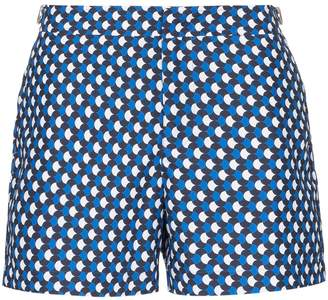Setter Morne pattern swim shorts