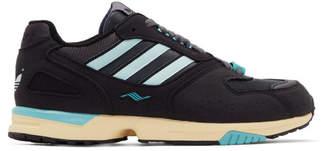 adidas Black ZX 4000 C Sneakers
