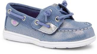 Sperry Shoresider Boat Shoe (Toddler & Little Kid)