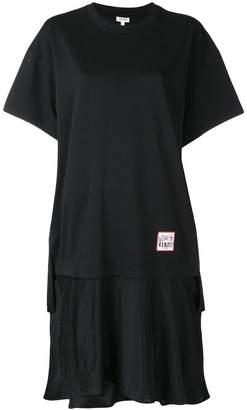 Kenzo dropped waist dress