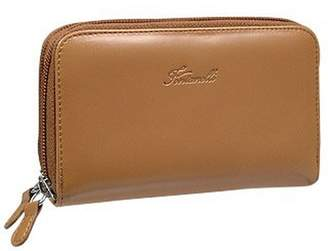 Fontanelli Tan Calf Leather Wallet