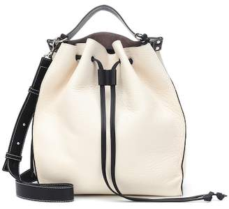 J.W.Anderson Drawstring leather shoulder bag