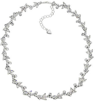 Carolee Floral Crystal Necklace