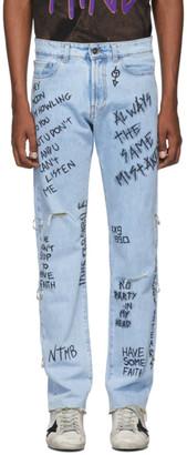 Faith Connexion Indigo Ring Jeans